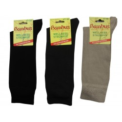 Bambus sokker str.47-50