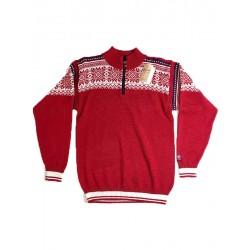 Norsk Pullover - Rød
